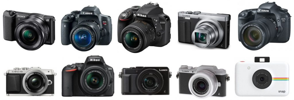 We found some picks for the best beginners digital camera