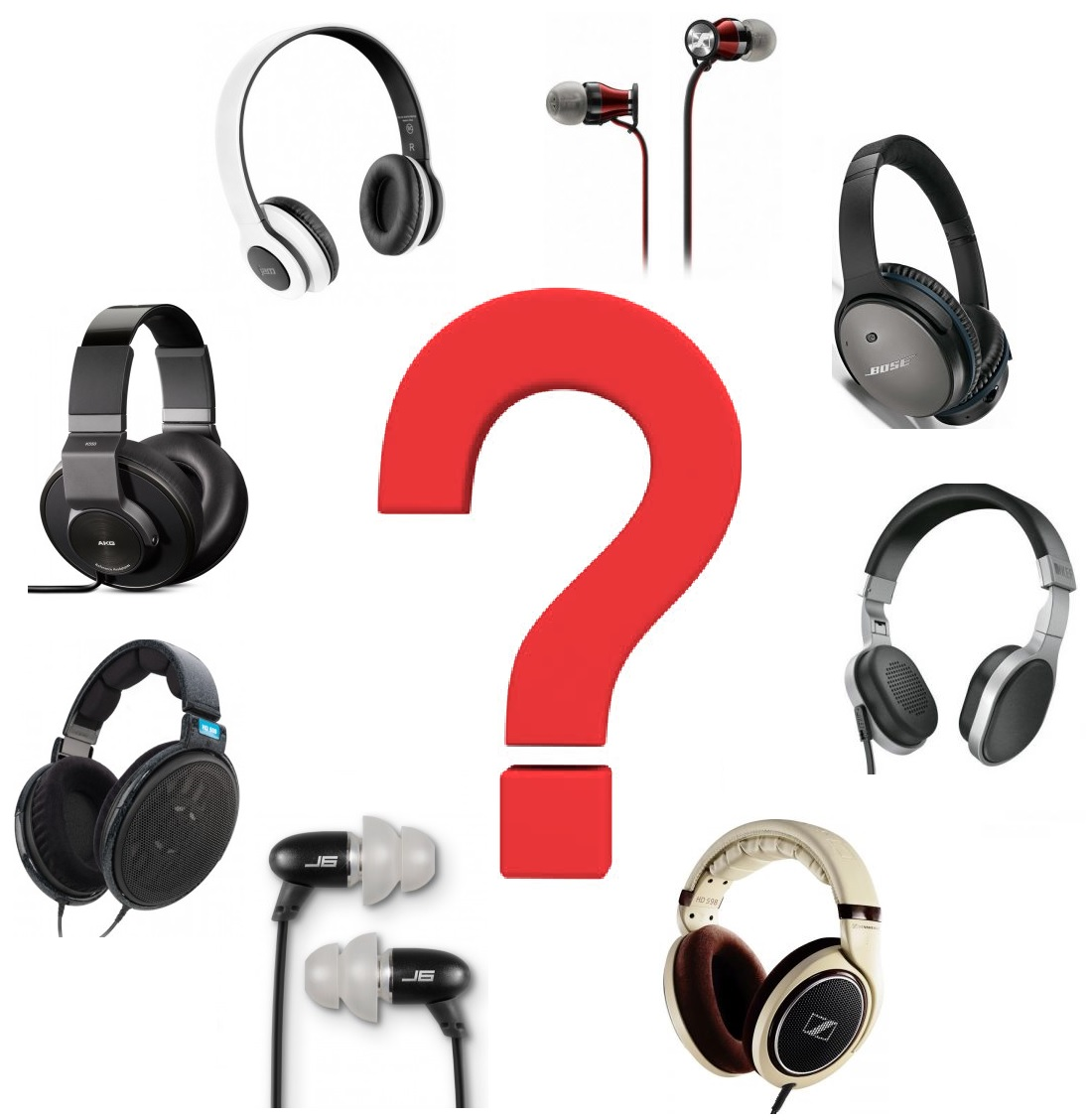 Explained What Are The Different Types Of Headphones The Wire Realm