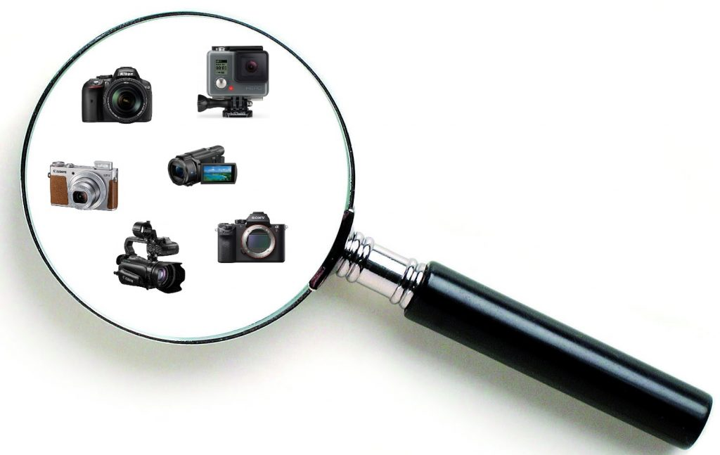 Today we provide an informational review of the different video camera types