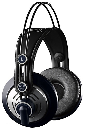 What are semi-open headphones?