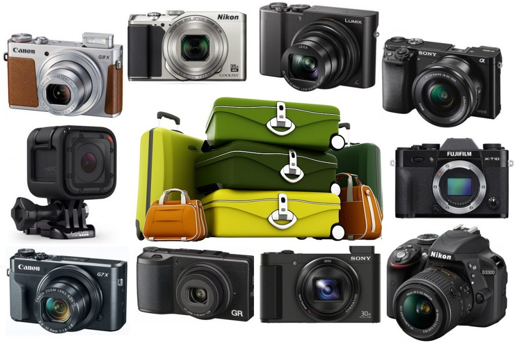 We found some of our favorite picks as the best travel camera