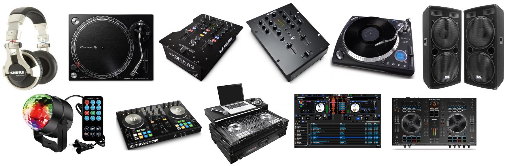 The Best DJ Equipment and Gear Repair Services in Singapore