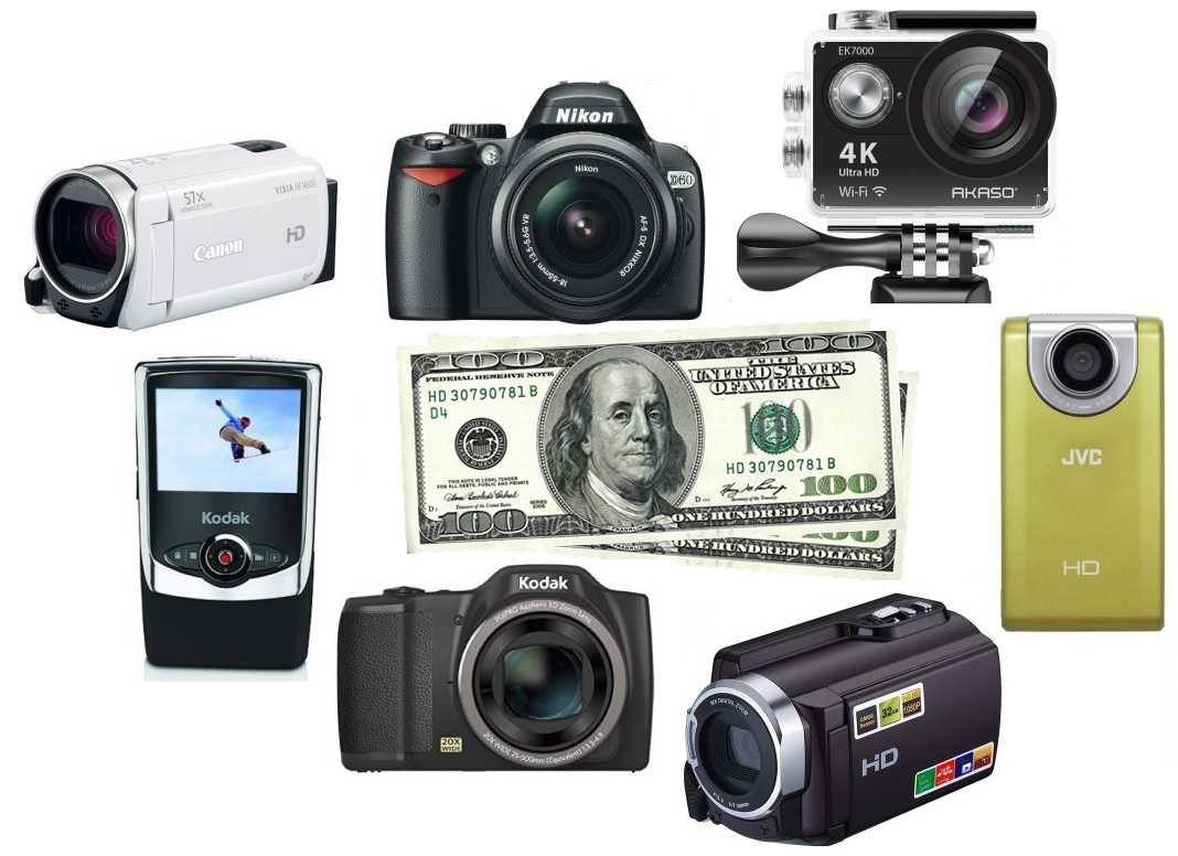 the best video cameras for under 200 the wire realm. Black Bedroom Furniture Sets. Home Design Ideas