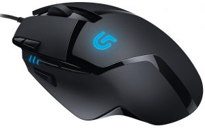 A beautiful mouse for gaming