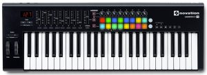 A beginners home studio always has a MIDI keyboard