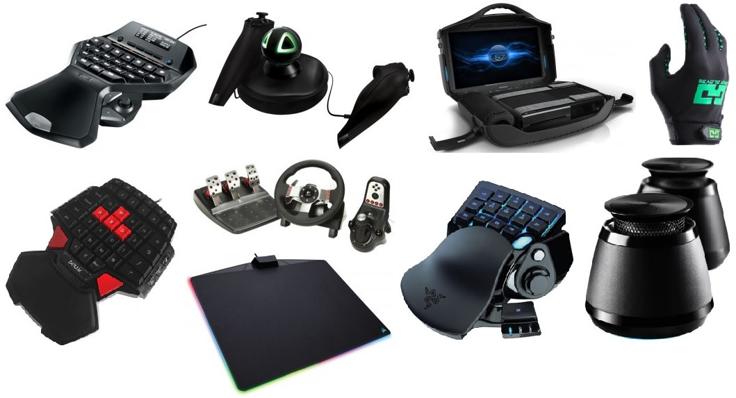 The Top 10 Best Gaming Accessories On The Planet The Wire Realm