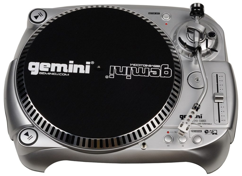Our favorite pick as the best beginners DJ turntable
