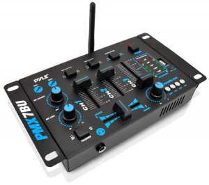 A different spin to a starter DJ mixer