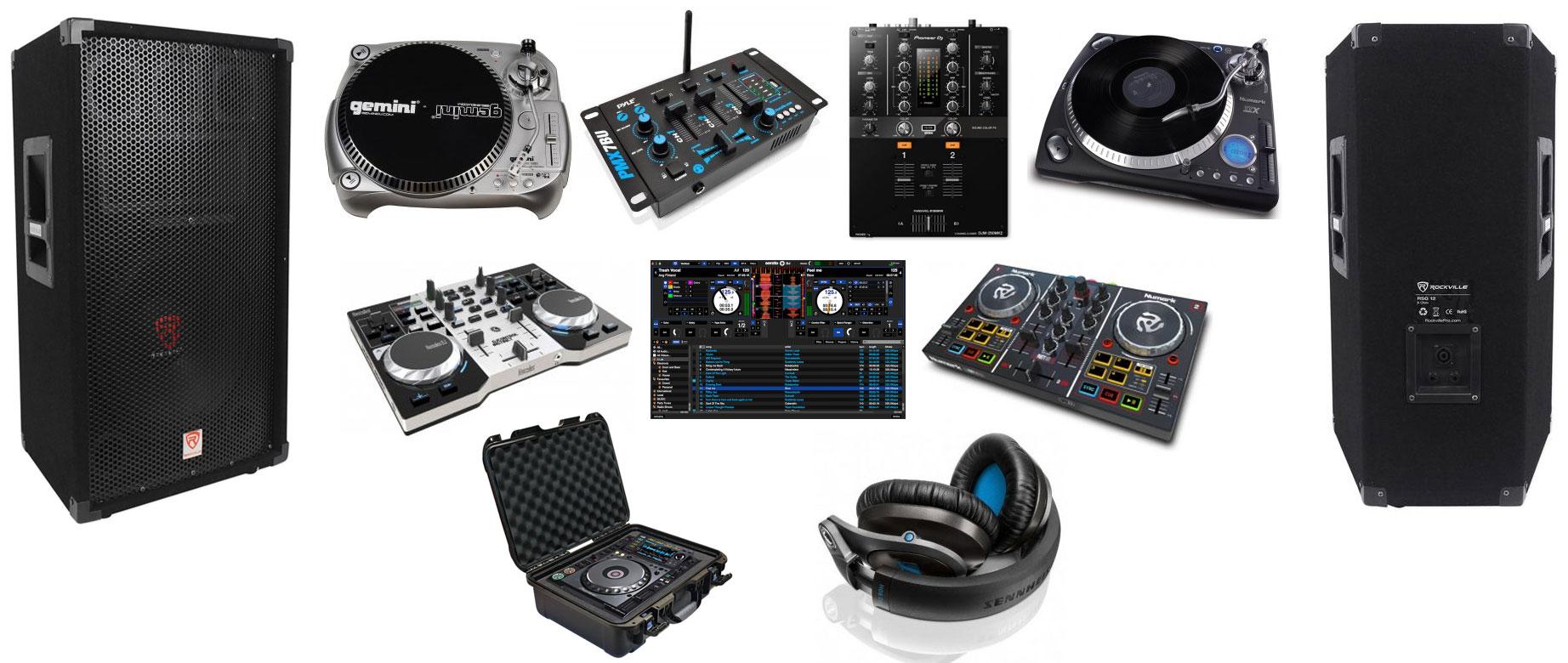 Dj equipment for teens