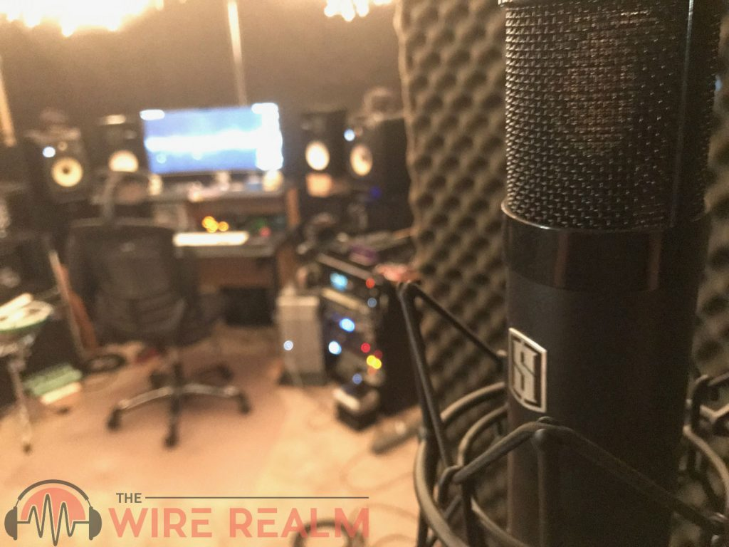 How To Build A Home Recording Studio A Step By Step