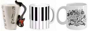 We know many musicians who love drinking coffee