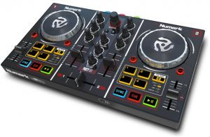A nice beginners DJ controller for your setup