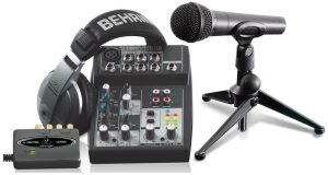 A podcasting bundle worth buying if you need more gear