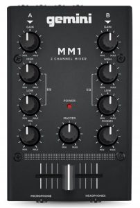 Yet another one of the best DJ mixers for beginners