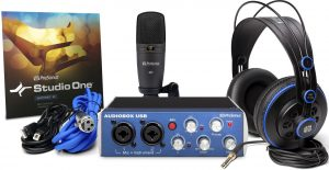 Another pick as the best recording studio bundle