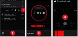 Another one of the best voice recording apps
