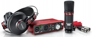 Our pick as the best home recording studio bundle