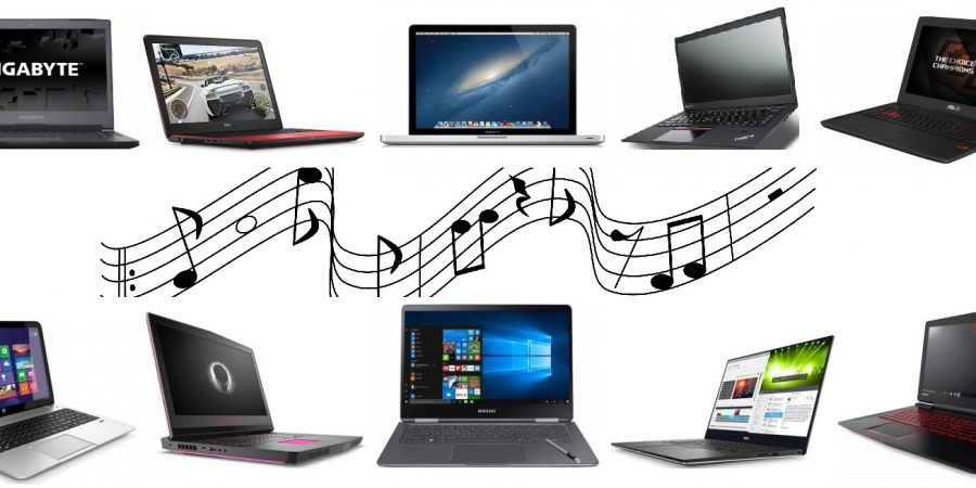 Top 10 Best Laptops for Music Production and Recording