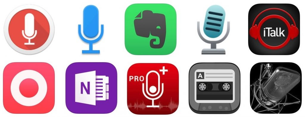 We found the best voice recorder applications to help your search