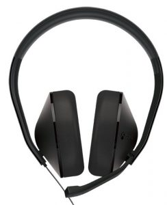 Microsoft's own Xbox One headset