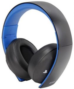 A simple and effective gaming headset for PlayStation 4