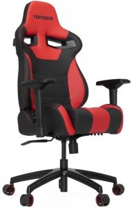 A sleek and versatile gaming chair