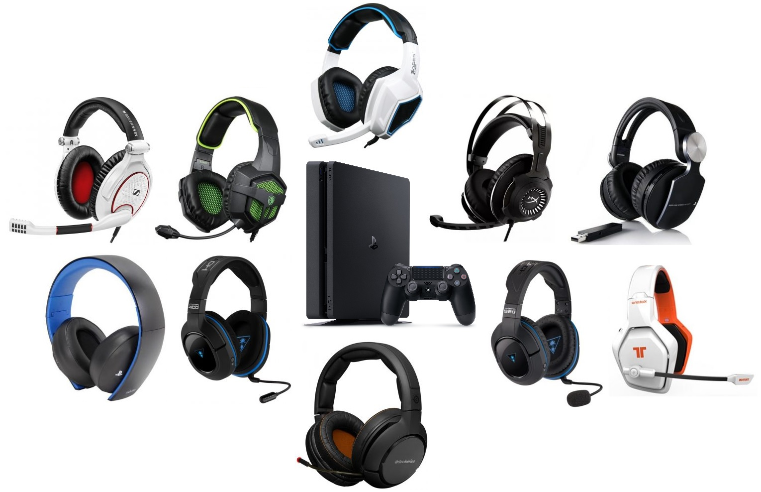 The Best Gaming Headsets for Xbox One - The Wire Realm