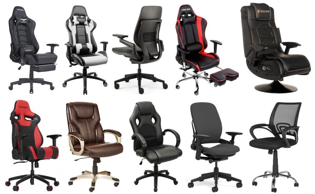 The Top 10 Best Gaming Chairs For The Money