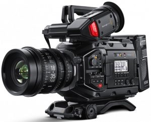 An amazing high-end and professional camera for filmmakers