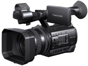 Sony's highly rated movie making camera