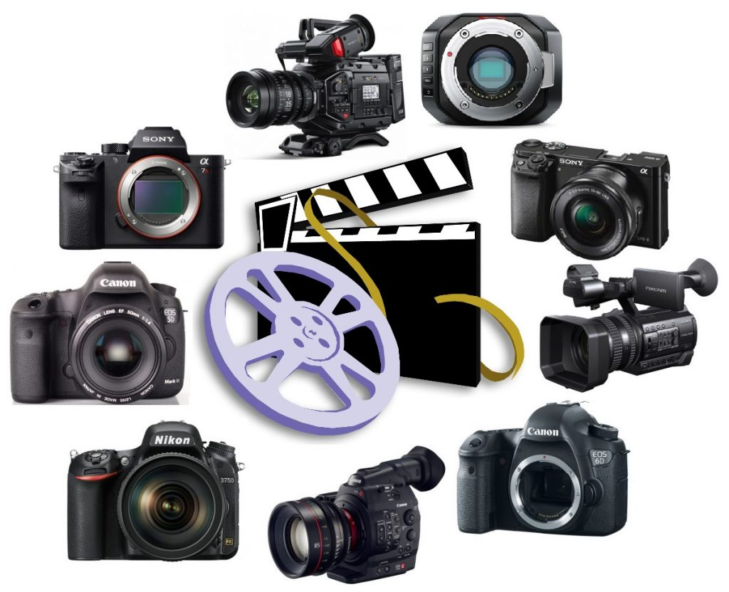 Here's our review of the best filmmaking video cameras in the market