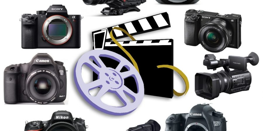 The Best Video Cameras for Filmmaking