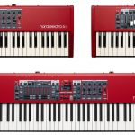 An overview of the Nord Electro 6D 61, Electro 6D 73, and Electro 6 HP