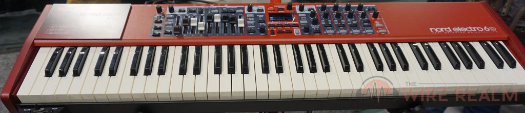 We reviewed the new Nord Electro 6 stage pianos