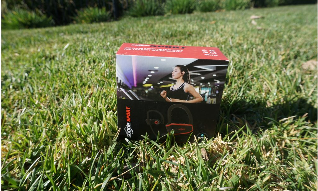 Our review of the Sbode Sport Wireless headphones