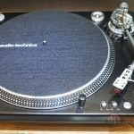 Audio-Technica AT-LP1240-USB XP DJ Turntable Review