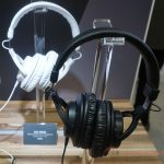 A review of Audio-Technica's new DJ headphones, the ATH-PRO5x