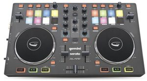 Gemini's great DJ controller for $200 or less