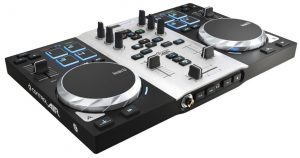 Another one of the best DJ controllers under $200 dollars by Hercules
