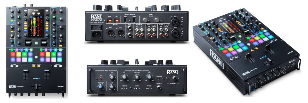 Our review of the new Rane Seventy-Two DJ mixer