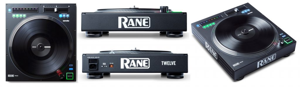 Our review of the new Rane Twelve turntable