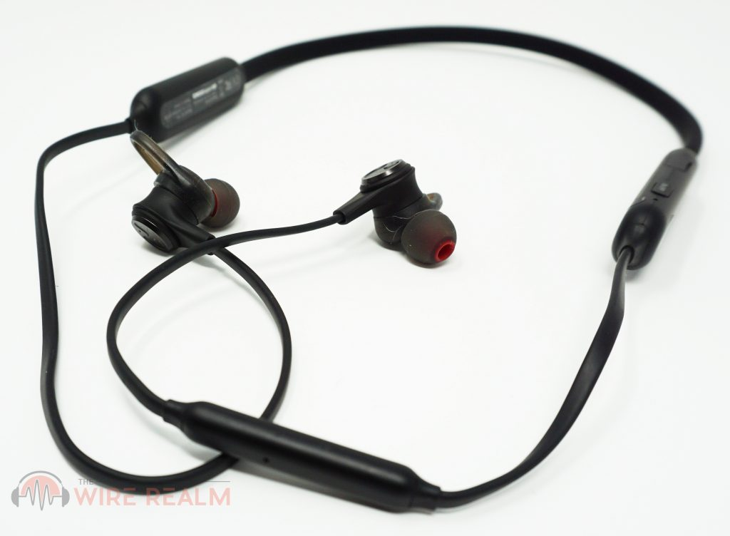 Another look at the NC50 Bluetooth in-ear headphones