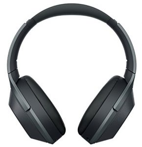 Another nice pair of over-ear Bluetooth noise-cancelling headphones