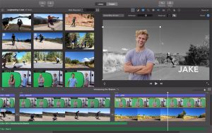 Apple's famous free video editor