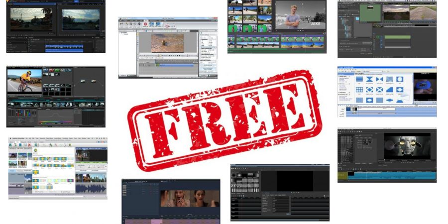 The Best Free Video Editing and Production Software
