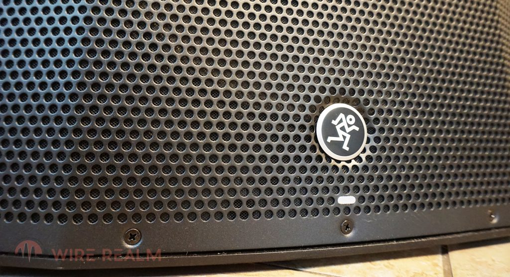 Review of the Mackie Thump 15 BST powered loudspeaker