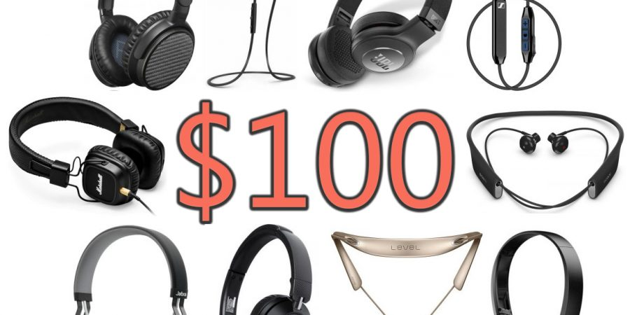 The Best Bluetooth Headphones for an Under $100 Budget