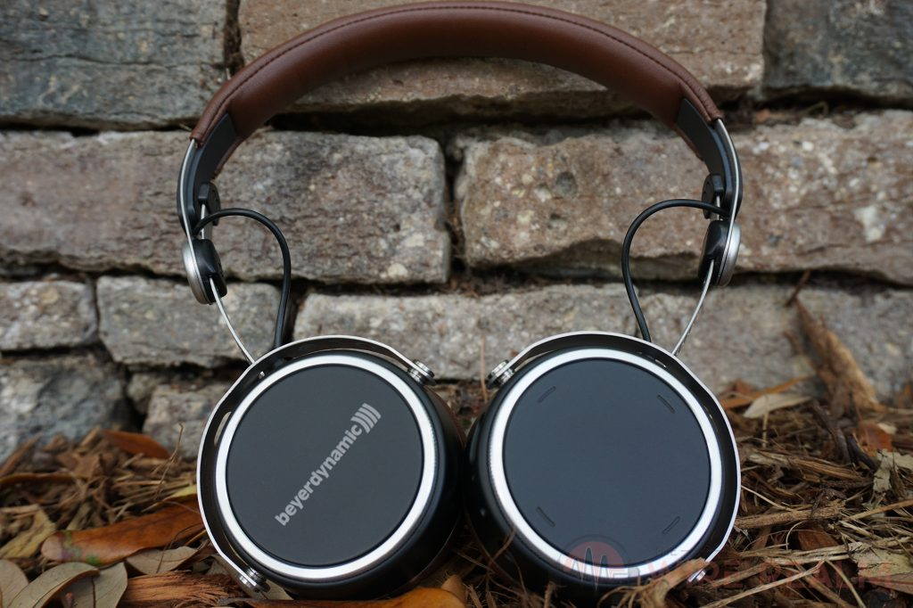 We love the swiveling ear cups of the Beyer Aventho