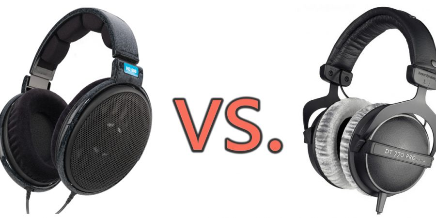 Closed-Back vs. Open-Back Headphones – What's the Difference?