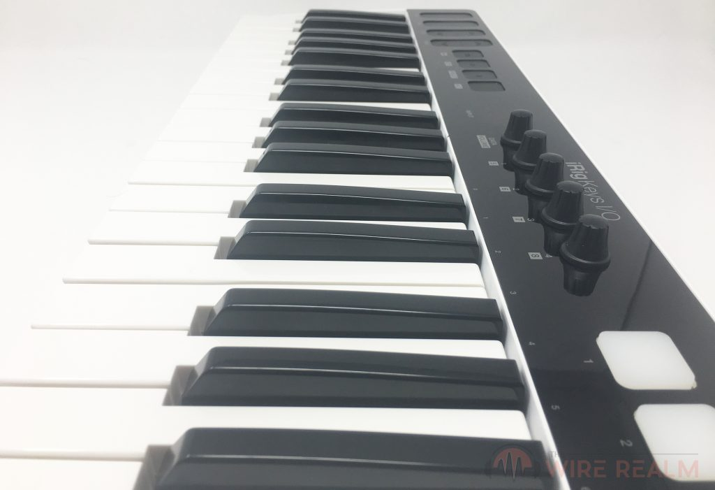 The synth action keybed
